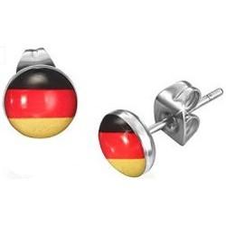 Edelstahl Ohrstecker Deutschland
